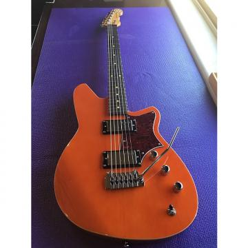 Custom Reverend Descent H90 Baritone 2016 Rock Orange