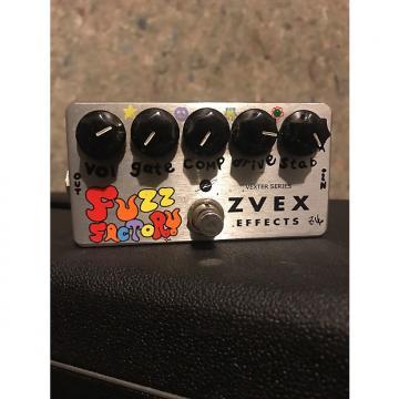 Custom ZVex Fuzz Factory 2012