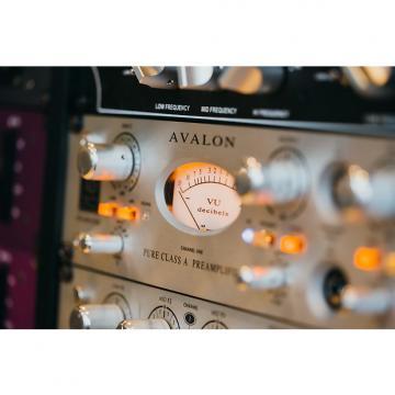 Custom Avalon AD 2022 Class A Pre-Amp (2014)