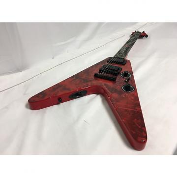 Custom Epiphone Annihilation 2 Red Man Refurb