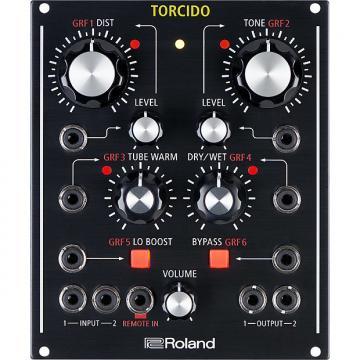 Custom Roland AIRA Torcido Eurorack Distortion Module (Factory Refurb/Full Warranty)