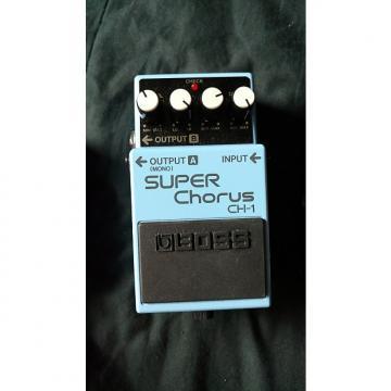 Custom Boss Super Chorus