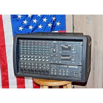 Custom Mackie 808S FR Series Powered Mixer 8 Channels 2 x 600 Watts Stereo!