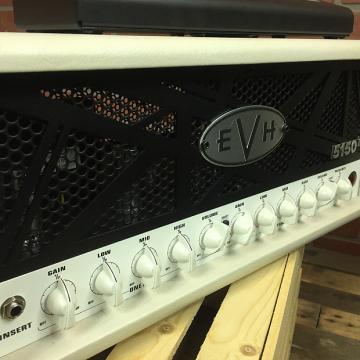 Custom EVH 5150 III 50w Head Ivory