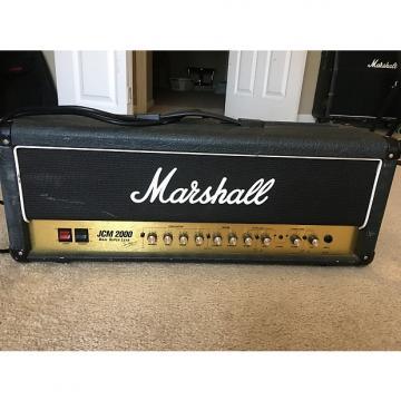 Custom 1999 Marshall JCM 2000 DSL100 Head