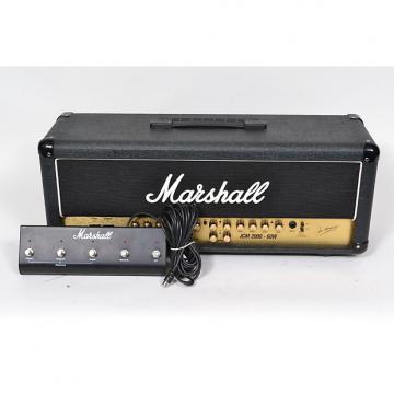 Custom Marshall JCM 2000 TSL 60 Watt AMP HEAD W/FOOTSWITCH GREAT SHAPE!