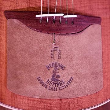 Custom Lowden Guitar Belly Bodyguard by Bluedog Guitars