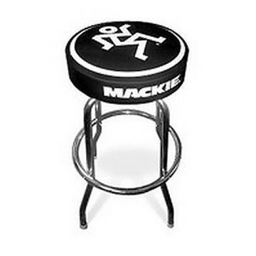 Custom Mackie - Studio Stool 30-inch Height | includes Mackie's Logo