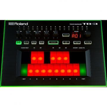 Custom Roland AIRA TB-3 touch bassline synthesizer (Factory Refurb/Full Warranty)