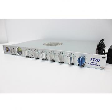 Custom Revive Audio Modified Chameleon Labs 7720, Ssl Style Buss Compressor