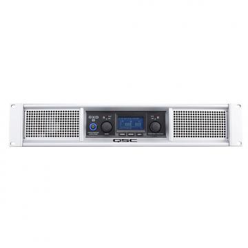 Custom QSC GXD8 Class D Power Amplifier With DSP