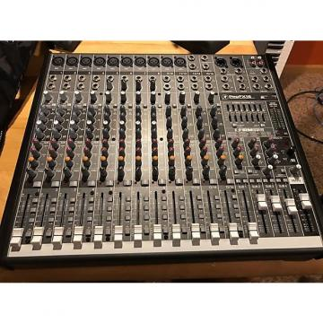 Custom Mackie ProFX16 16 Channel 4 Bus Mixer with Effects and USB