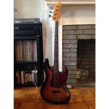 Custom Fender Jazz Bass MIJ early 90s sunburst