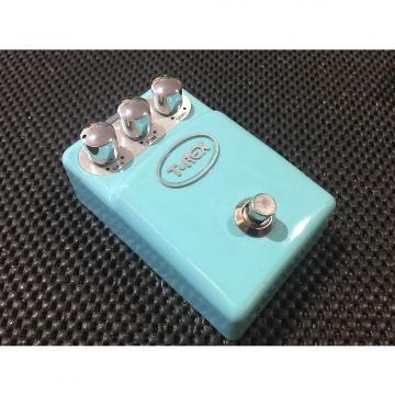 Custom T-Rex Tone Bug Overdrive Blue Tonebug