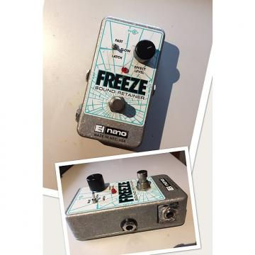 Custom EH Freeze -  MODDED for external foot switch