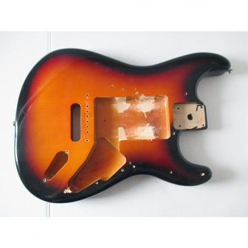 Custom Squier Stratocaster Body