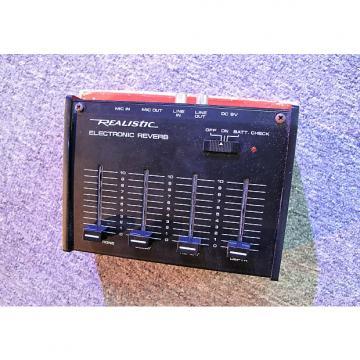 Custom Realistic Vintage 32-1110A Electronic Reverb w/Original Box