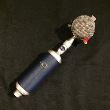 Custom Blue Bottle Rocket Stage 1 Mic w/ B8 Capsule Open Box/Demo