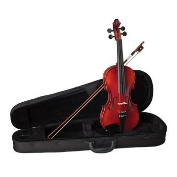 Custom Becker 175A Prelude Series 1/2 Size Violin Outfit with Case and Bow