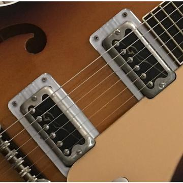 Custom Gretsch Hilo-Tron Pickups 2004 Aged Nickel Chrome