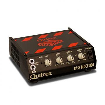 Custom Quilter Bass Block 800 Bass Head 800 Watts - 5 pounds