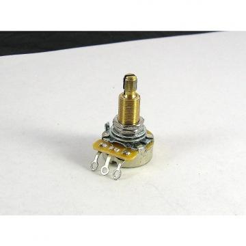 Custom CTS 500K Long Shaft Pot (1) Audio Taper 500K Minimum Rating