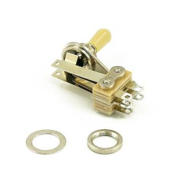 Custom Switchcraft Toggle Switch Angled for Gibson EP 4365-000