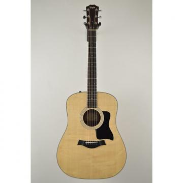 Custom Taylor 110-E acoustic electric with original deluxe gig bag