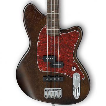Custom Ibanez TMB100 Talman Bass Walnut Flat