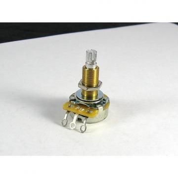 Custom CTS 500K Long Shaft Pot (1) Audio Taper 500K EP 0686-000