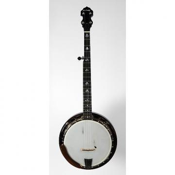 Custom Nechville Flex-Tone Banjo w/ OHSC 2015 Flame Maple