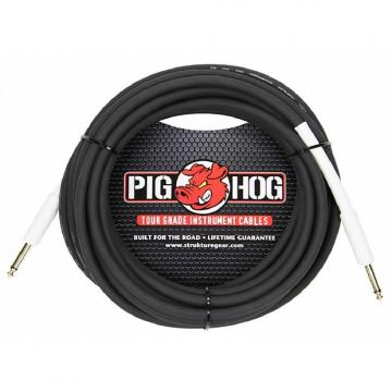 Custom Pig Hog PH25 Instrument Cable 25 Ft