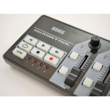 Custom Korg Nano Kontrol w/ Original Box & Cable