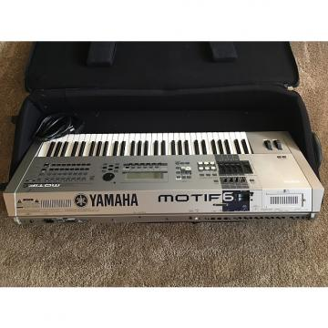 Custom Yamaha Motif 6