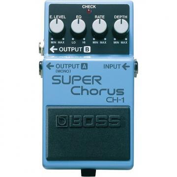 Custom BOSS CH-1 Super Chorus Pedal