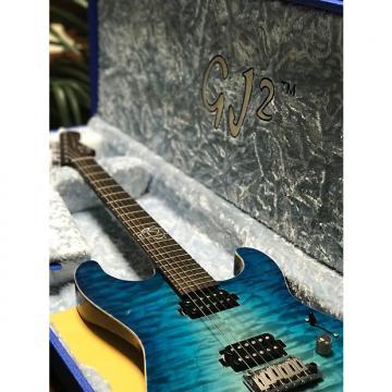 Custom GJ 2 Blue Shadow
