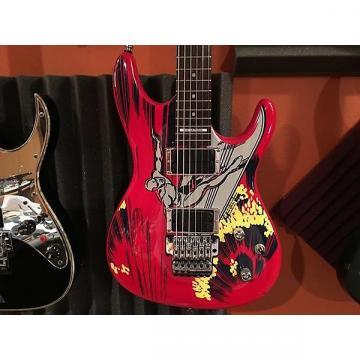 Custom Ibanez Satriani JS20S 20th Anniversary
