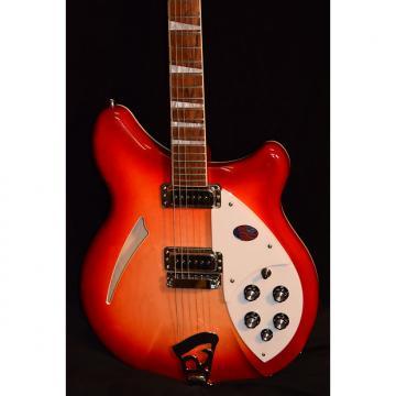 Custom Rickenbacker 360 Fireglo