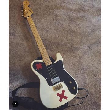 Custom Squier Deryck Whibley Telecaster [CUSTOM UPGRADES]