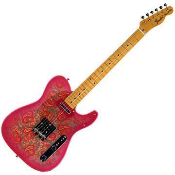 Custom Fender  Classic '69 Pink Paisley Telecaster Maple Fingerboard