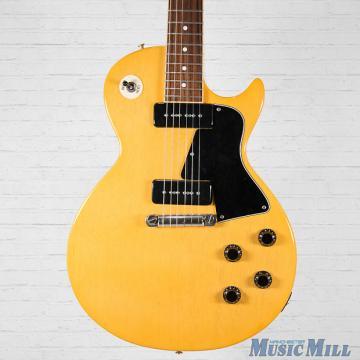 Custom MIJ Japan Edwards E-LS-95LT Electric Guitar TV Yellow