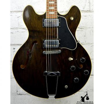 Custom Vintage 1970s Gibson ES-335 Walnut w/ OHSC