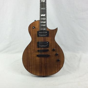 Custom ESP LTD EC-1000 Koa Limited Edition Electric Guitar