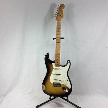 Custom Fender Custom Shop 1956 Relic Stratocaster Sunburst With Case and Accessories