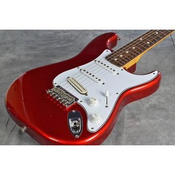 Custom Fender Japan ST62SS  Candy Apple Red