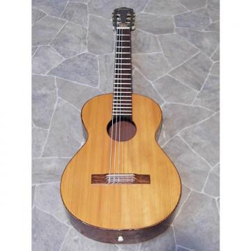 Custom vintage Framus 5/13 EX classical trussrod guitar Germany 1963 solid top + sides arched back
