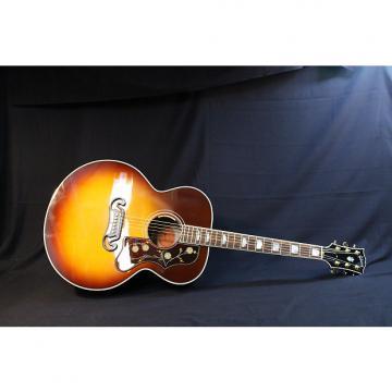 Custom Gibson Acoustic J-200 Standard - Vintage Sunburst