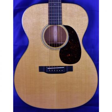 Custom Martin Retro 000-18E Mahogany 14-Fret Acoustic Electric Guitar w/ OHSC Tinted Natural