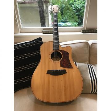 Custom Cole Clark Fat Lady (FL2AC) Rosewoood Back & Sides with Ebony Fingerboard 2011 Natural