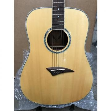 Custom Dean Tradition One GN Natural